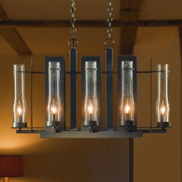 Hubbardton Forge-New Town Large Chandelier