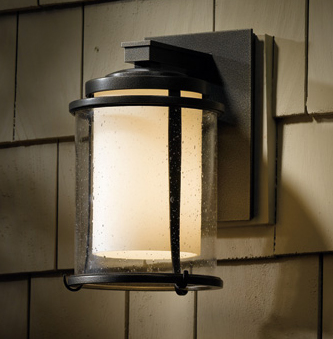 Hubbardton Forge-Meridian Outdoor Wall Sconce