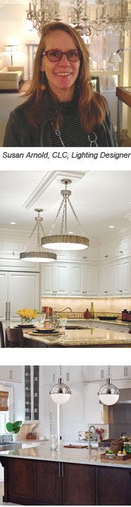 Warm, Kitchen Lighting Design: Switch to LED?
