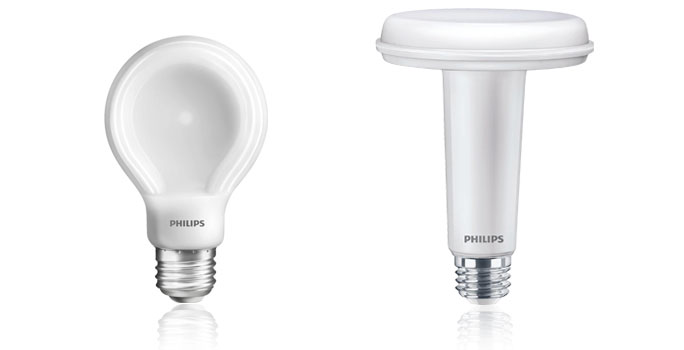 Philips SlimStyle LED Bulbs