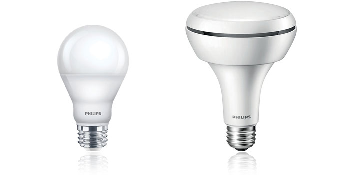Philips Warm Tone LED Bulbs