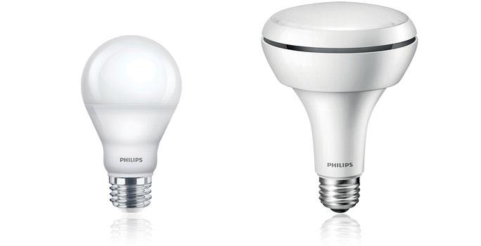 Philips Warm Tone LED Bulbs