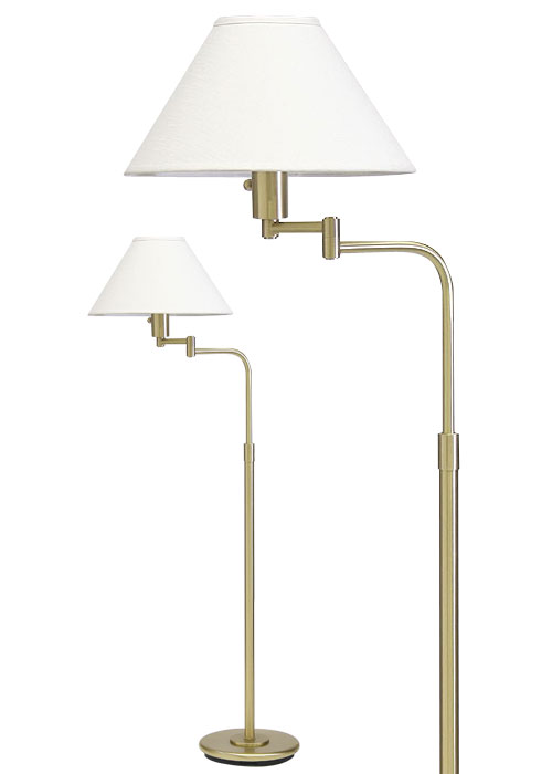 Swing Arm Floor Lamp on Sale!