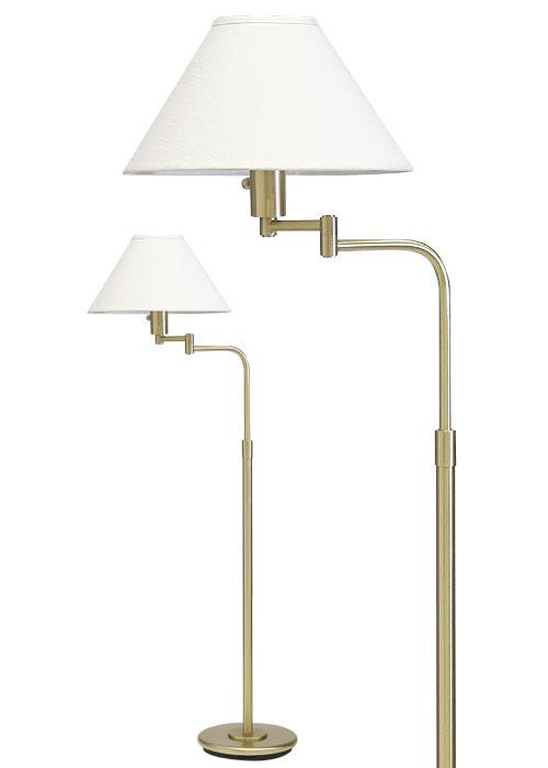 Swing Arm Floor Lamp on Sale!