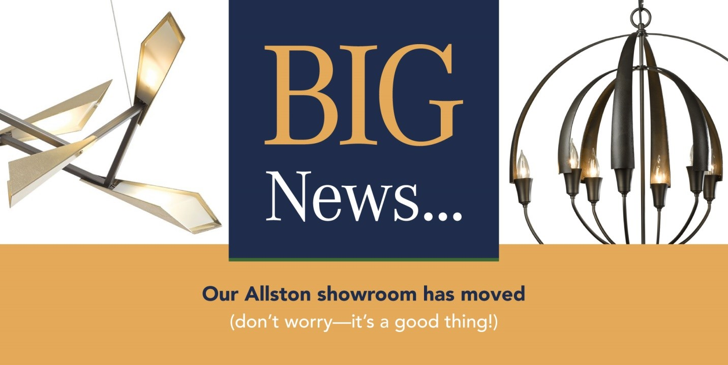 Our Allston Showroom Has Moved Wolfers