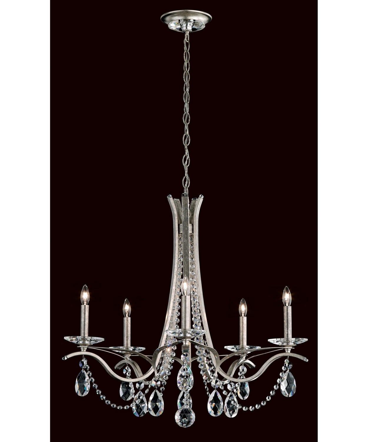 Schonbek Vesca 5-Light Chandelier