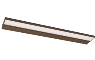 This AFX Noble Pro undercabinet light can be installed without an electrician.