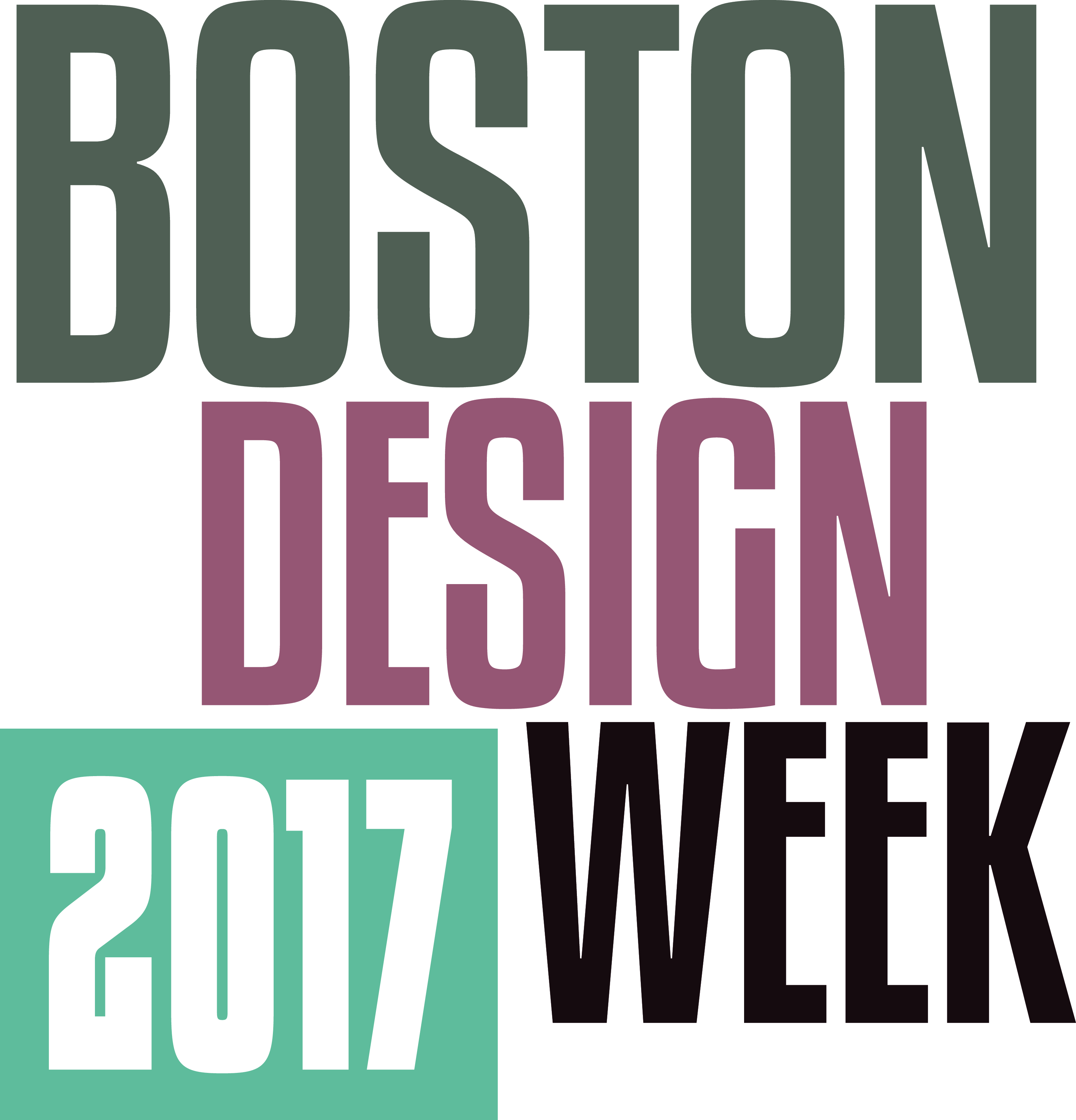 Join us for Boston Design Week 2017