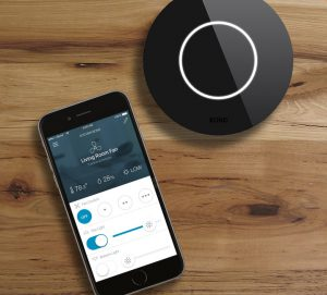 The Bond lets you control your Minka Aire fan with your smartphone.