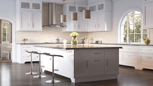 Layer your kitchen lighting for sublime results.