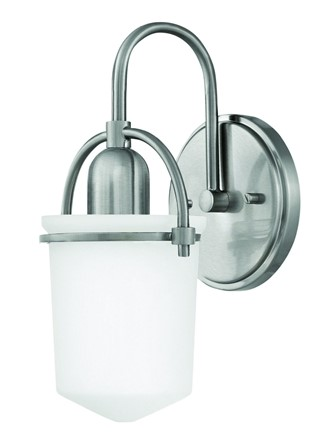 "Hinkley's ""Clancy"" Bath Sconce"