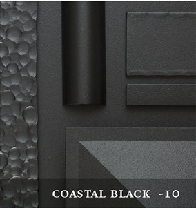 Hubbardton's Coastal Black Finish
