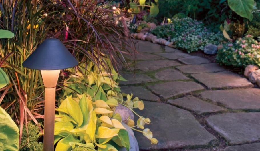 Good landscape lighting can transform your backyard.