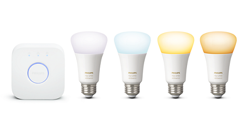 Philips Hue lamps can be an excellent way to jump into the IOT.