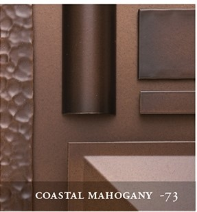 Hubbardton Forge's New Coastal Mahogany Finish