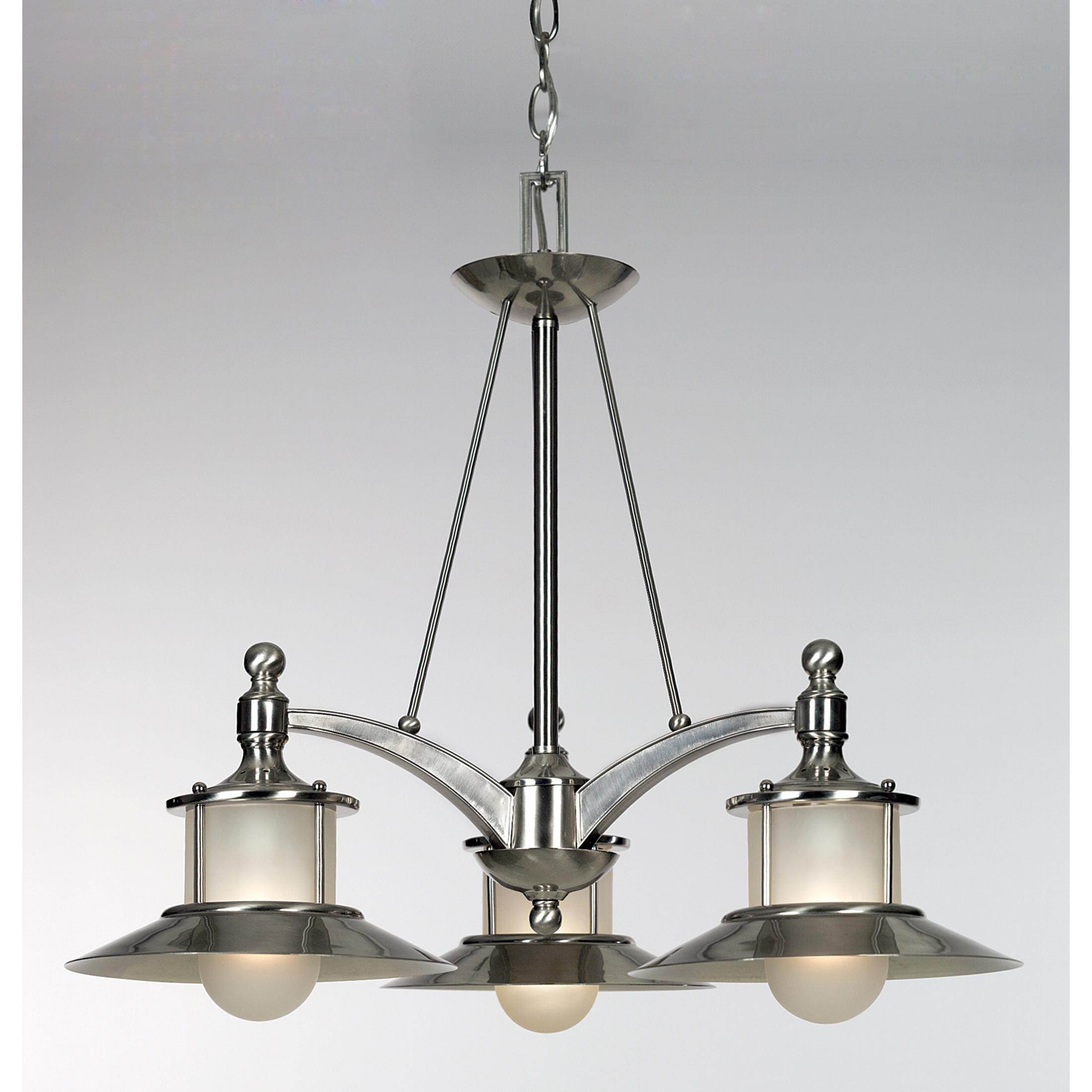 Quoizel New England 3-Light Pendant
