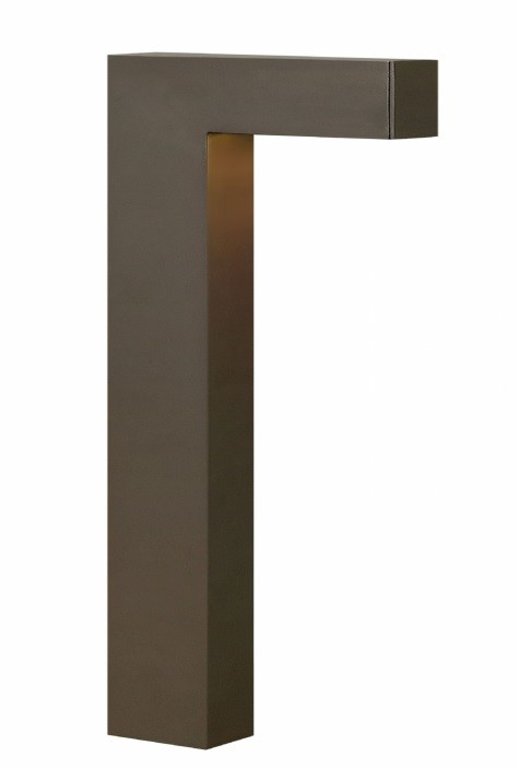 This sleek Path Light from Hinkley Lighting is useful and stylish.