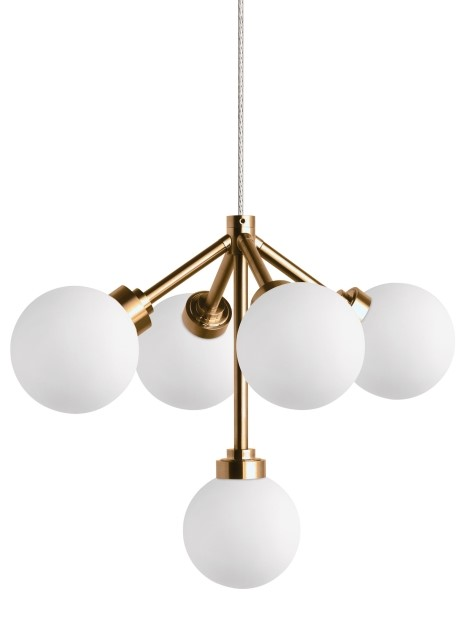 Tech Lighting's Mara Pendant is the perfect intersection between modern and contemporary styling.