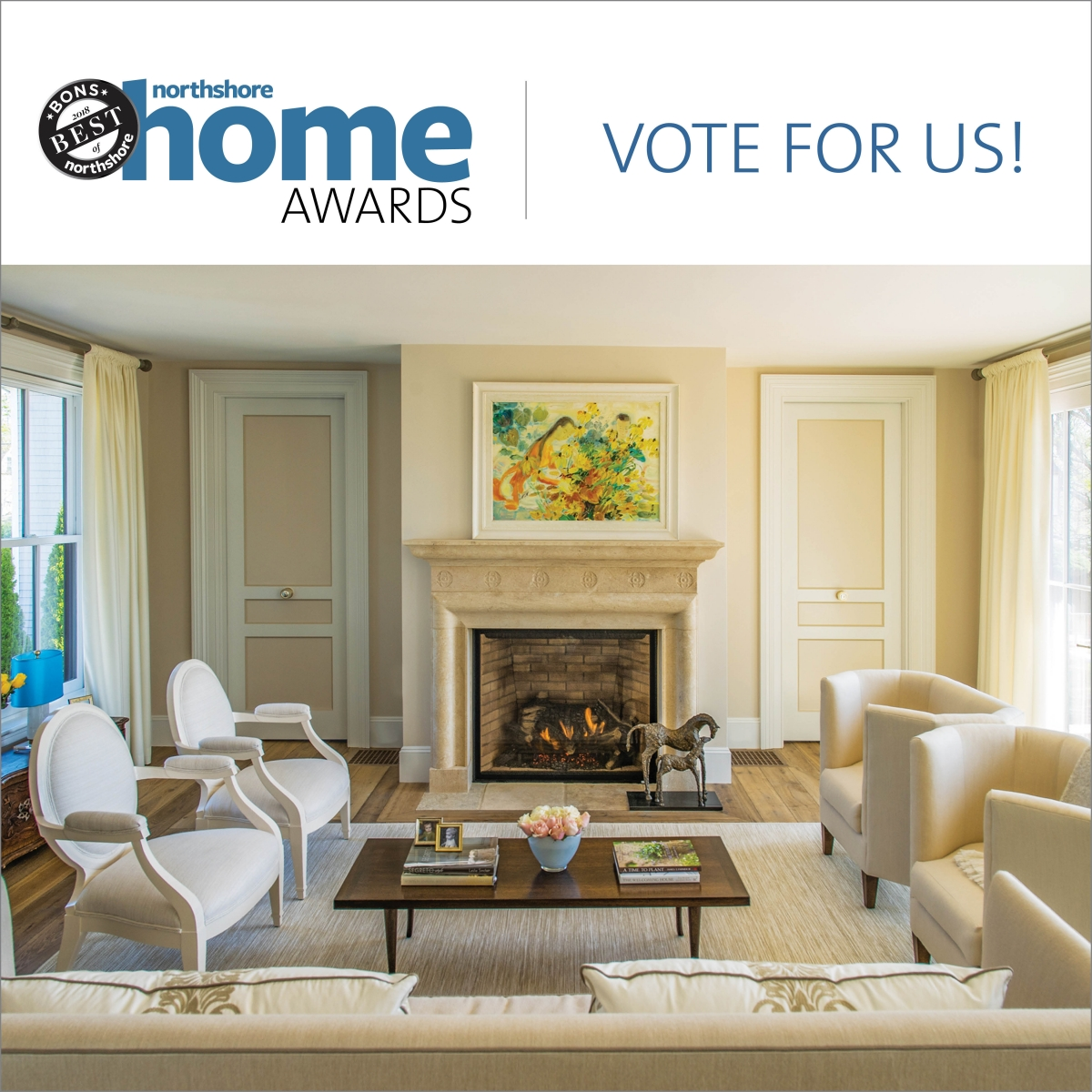 Vote For System 7 Northshore Home Awards