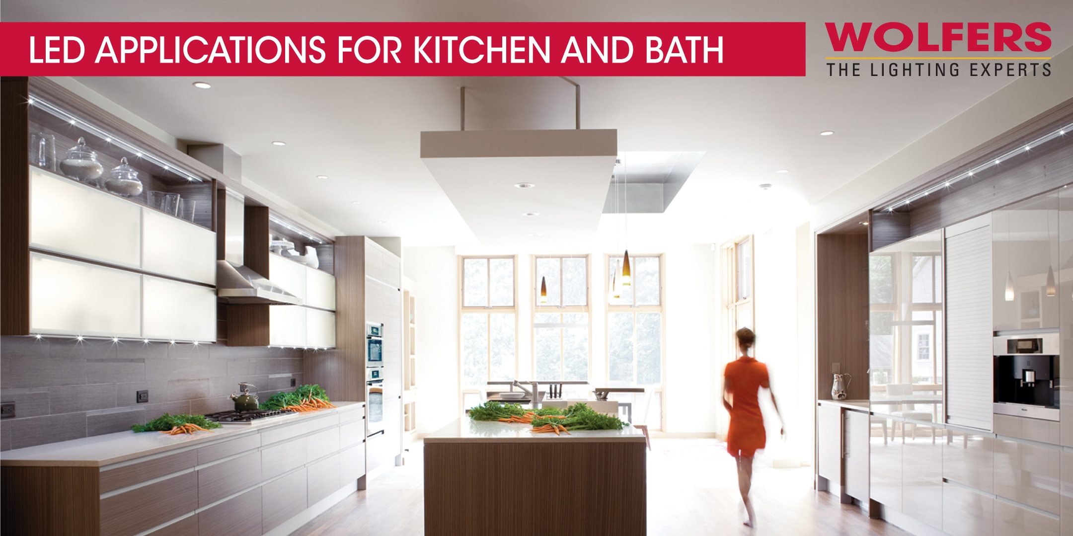 Join us for our Seminars on LED Kitchen and Bath Lighting