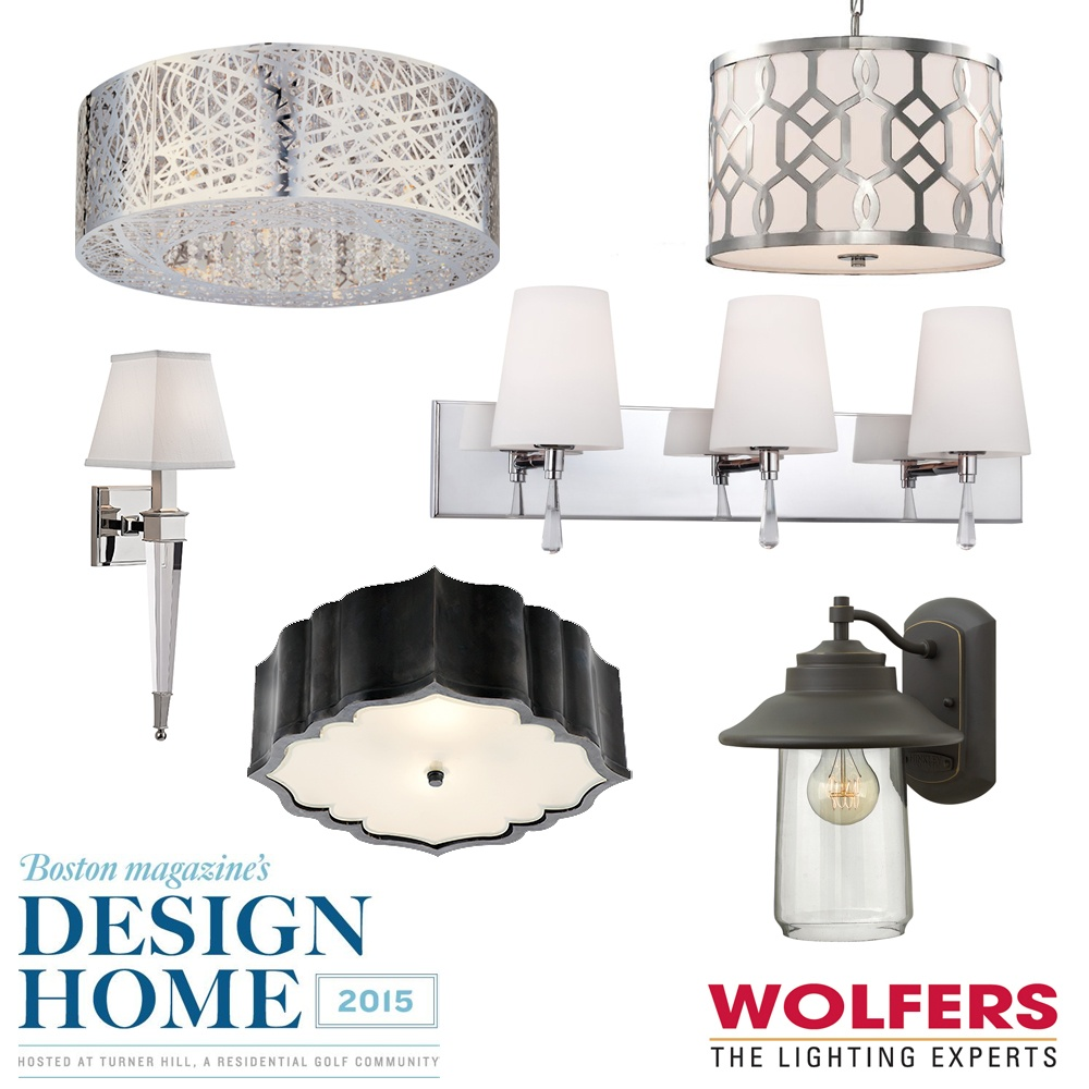 Some of the chosen selections for Design Home 2015
