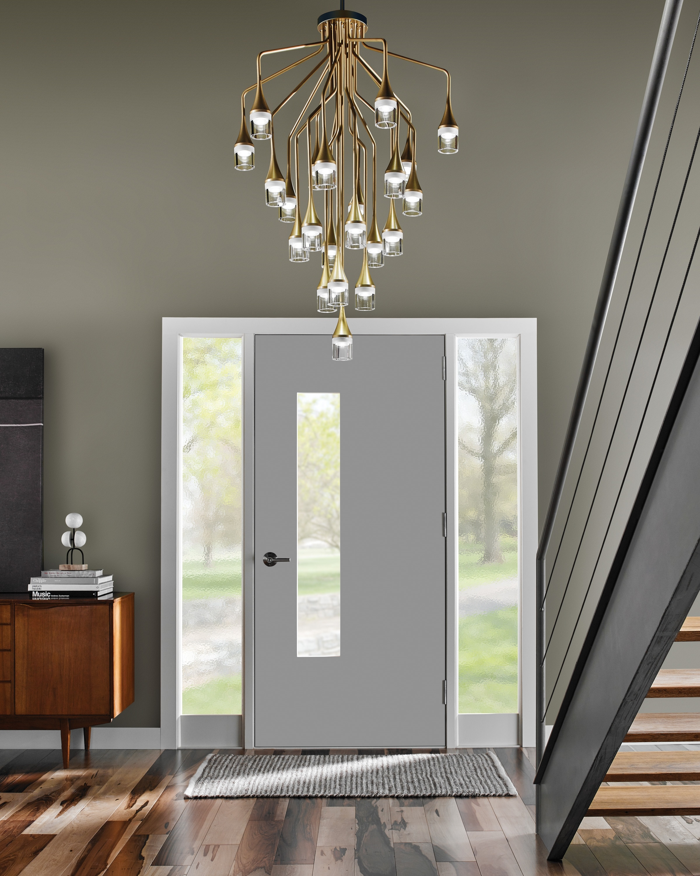Tips For Choosing The Perfect Foyer Lighting Wolfers