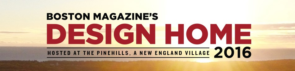 Boston Home's Design Home is hosted at The Pinehills this year.